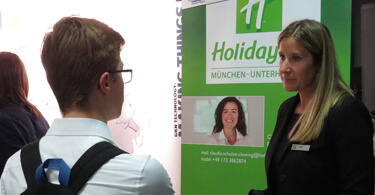 HDBW Hausmesse mit Speed-Dating